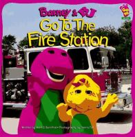 Barney & BJ Go to the Fire Station