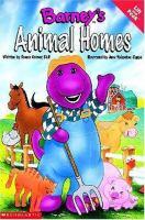 Barney's Animal Homes