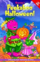 Barney's Peekaboo Halloween