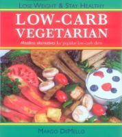 Low-carb Vegetarian