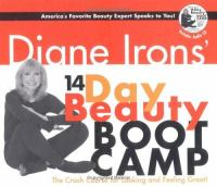 Diane Irons' 14-day Beauty Boot Camp