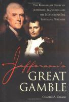 Jefferson's Great Gamble
