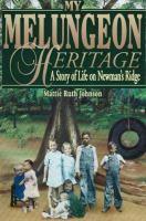 My Melungeon Heritage