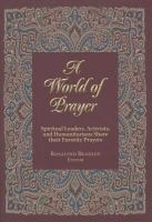A World of Prayer