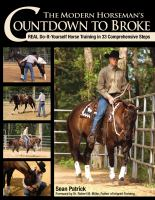 The Modern Horseman's Countdown to Broke