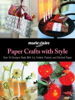 Paper Crafts With Style