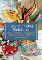 Easy to Crochet Potholders