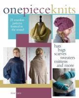 One-piece Knits