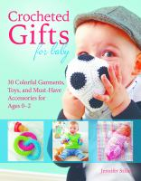 Crocheted Gifts for Baby