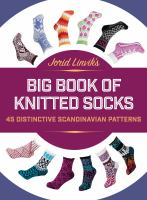 Jorid Linvik's Big Book Of Knitted Socks