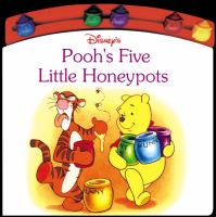 Disney's Pooh's Five Little Honeypots