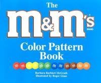 "The ""M&M's"" Brand Color Pattern Book"