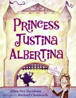 Princess Justina Albertina