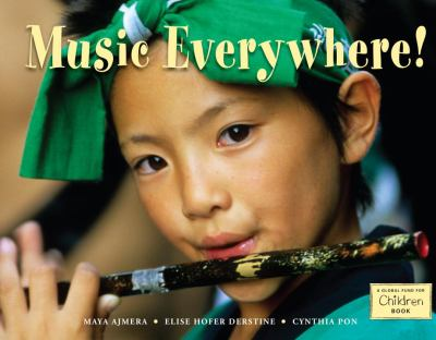 "Book Cover - Music Everywhere"" title=""View this item in the library catalogue"