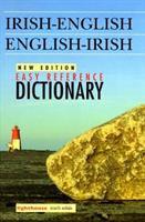 Easy Reference Irish-English, English-Irish Dictionary