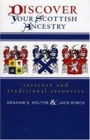 Discover your Scottish Ancestry