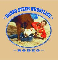 Rodeo Steer Wrestling