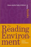 The Reading Environment