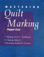Mastering Quilt Marking
