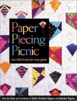 Paper Piecing Picnic
