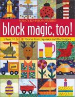 Block Magic, Too!