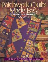 Patchwork Quilts Made Easy