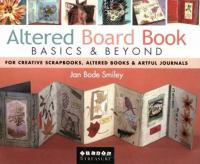 Altered Board Book Basics & Beyond