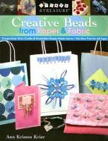 Creative Beads From Paper & Fabric