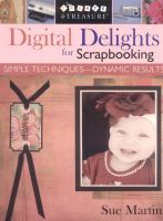 Digital Delights for Scrapbooking