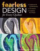 Fearless Design for Every Quilter