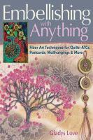 Embellishing With Anything