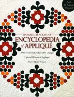 Barbara Brackman's Encyclopedia of Appliqué