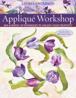 Appliqué Workshop