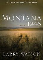 Cover of Montana 1948