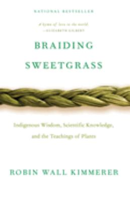 Cover image for Braiding Sweetgrass