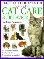 Complete Illustrated Guide to Cat Care