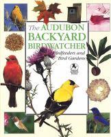Audubon Backyard Birdwatcher