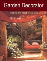 Garden Decorator
