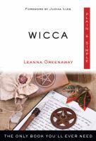 Wicca Plain & Simple