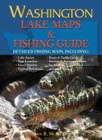 Washington Lake Maps & Fishing Guide
