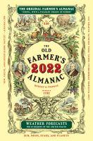 The Old Farmer's Almanac 2022
