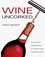 Wine Uncorked