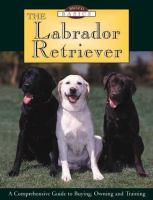 The Labrador Retriever