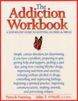 The Addiction Workbook