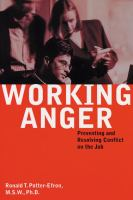 Working Anger