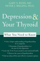 Depression & your Thyroid