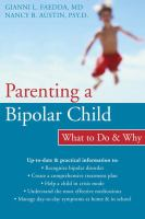 Parenting A Bipolar Child