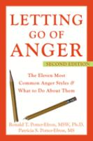 Letting Go of Anger