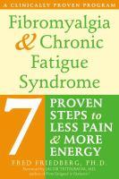 Fibromyalgia & Chronic Fatigue Syndrome