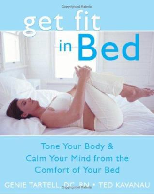 Cover image for Get Fit in Bed